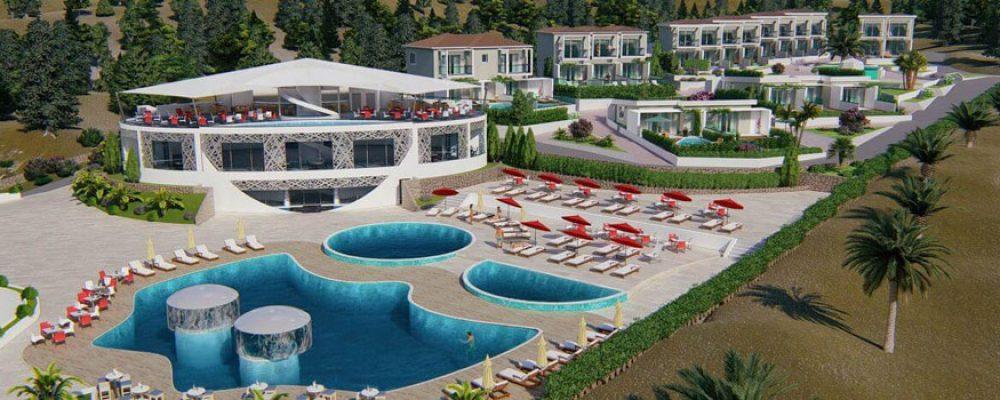 Alexandra Elegance: Ανοίγει 5άστερο ξενοδοχειακό συγκρότημα στη Θάσο