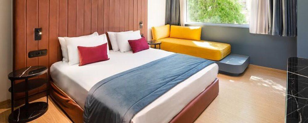 Ανοίγει το ολοκαίνουργιο 4άστερο COLORS Hotel στο κέντρο της Αθήνας