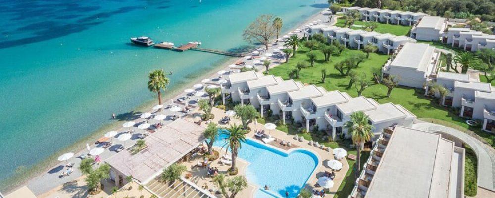Επεκτείνεται το Domes Miramare, a Luxury Collection Resort, Corfu