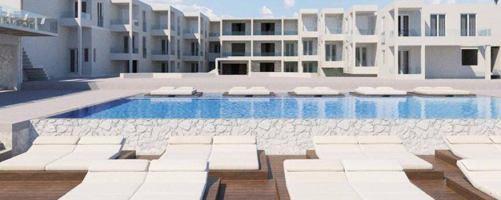 Κάλυμνος: Το 2 αστέρων Kantouni Beach Hotel επαναλειτουργεί ως 5άστερο boutique ξενοδοχείο